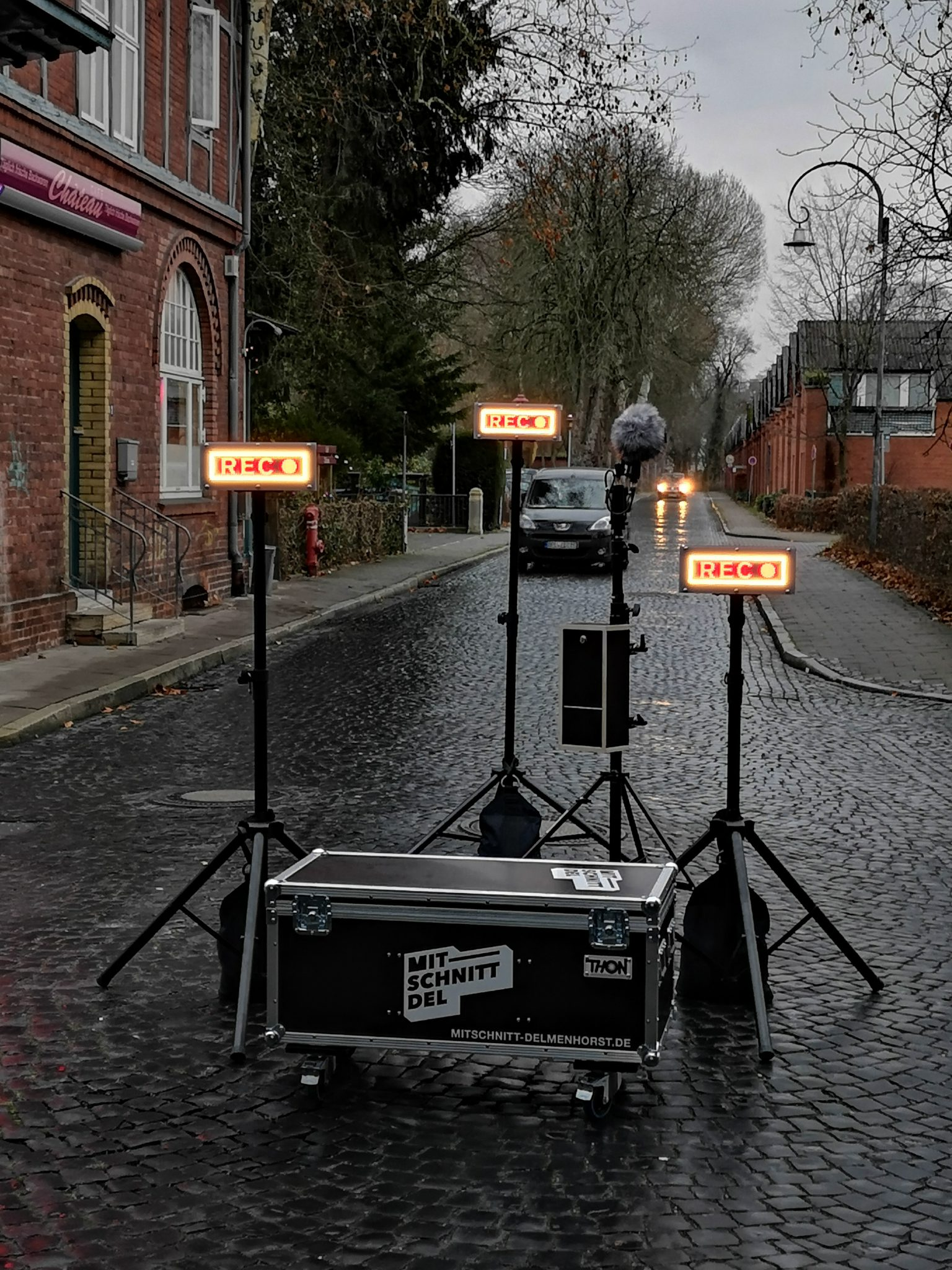 Ein Soundarchiv für Delmenhorst? Klingt gut!