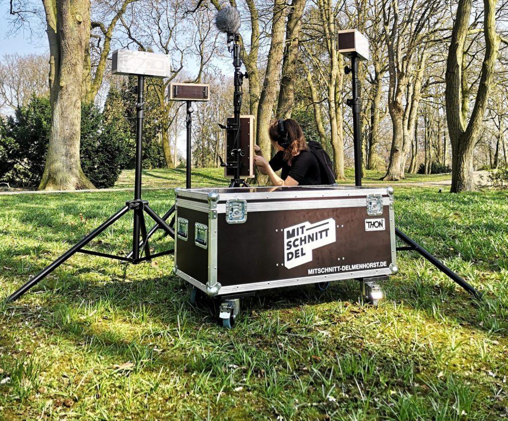 Aufnahmestation Mitschnitt Delmenhorst